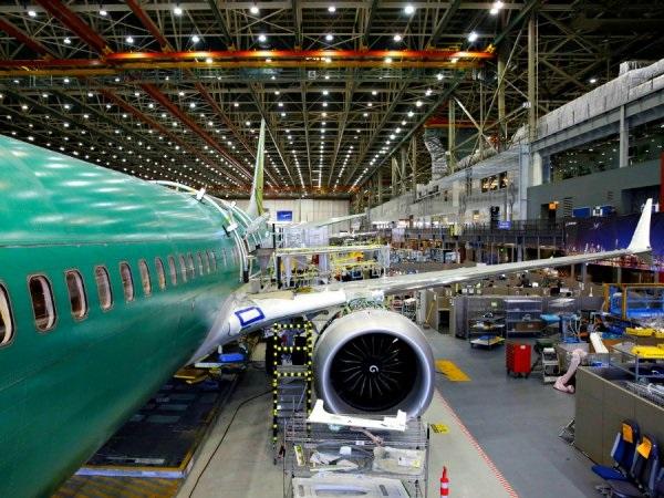 В Китае началось строительство завода Boeing