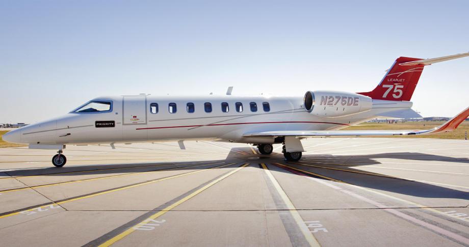 bombardier learjet 75 294253 ee57f3ea79c95f26 920X485 - Bombardier Learjet 75