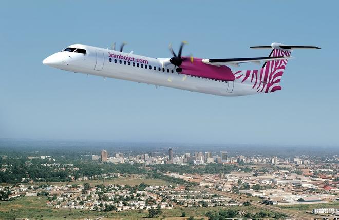 Авиакомпания из Кении получила в лизинг два «Bombardier Q-400» от «ИФК»