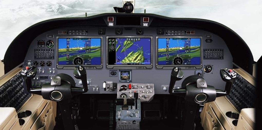 cessna avionic - На Cessna Citation CJ3 будет устанавливаться новая авионика