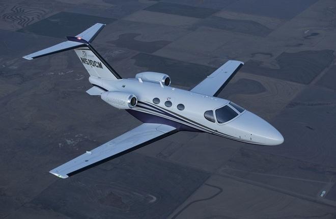 Cessna Aircraft полностью завершила выпуск Citation Mustang