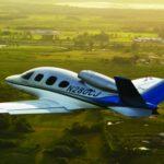 Производственный сертификат для  модели   Vision Jet