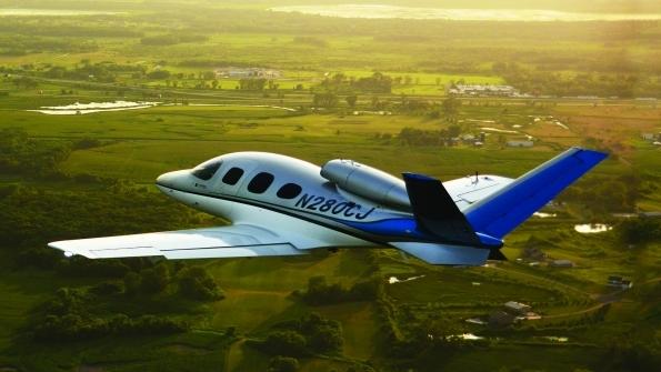 cirrus vision jet - Производственный сертификат для  модели   Vision Jet