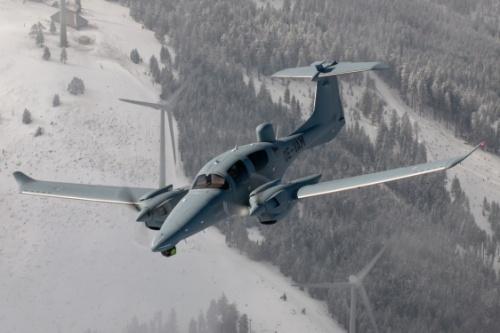 Новости деловой авиации - Diamond представляет DA62 MPP