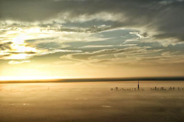dubai  - Солнце, песок и ... самолеты
