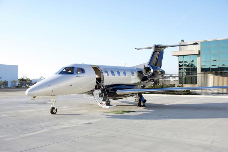 fenomen - Embraer  передал клиенту свой 1100-й бизнес-джет