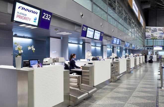 finnair - Авиакомпания Finnair протестирует систему видеораспознавания лиц