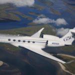 Первый опытный Gulfstream G500 совершил полет в память о Лиденберге