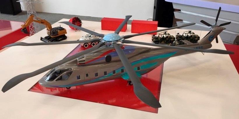 Россия и Китай на согласовали договор по совместному тяжелому вертолету