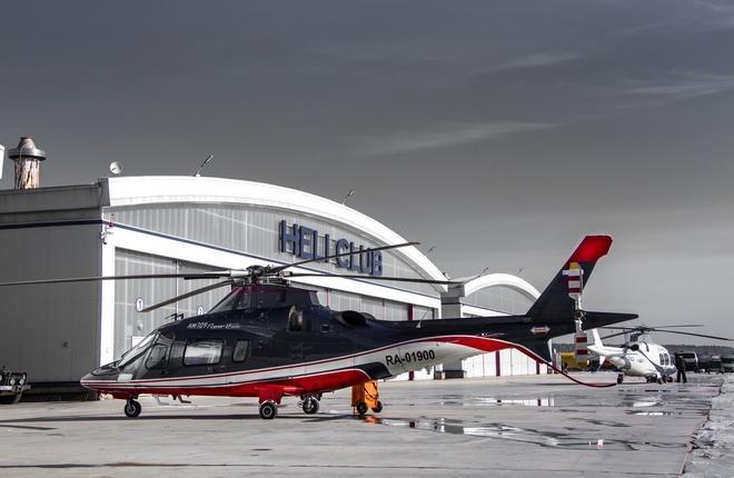 heliclub - Компания Heliatica открыла авиационно-технический центр Citicopter