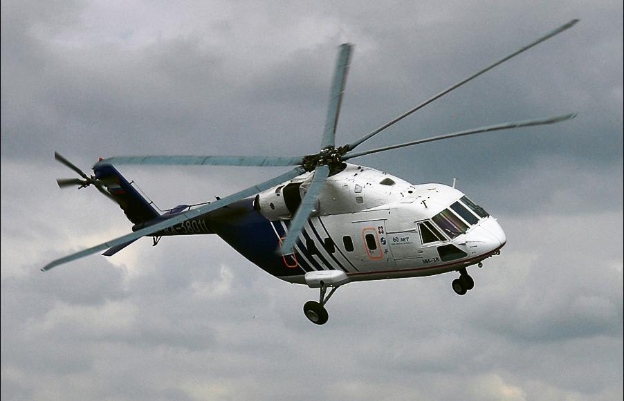 Вьетнам интересуется российскими вертолетами Ми-38