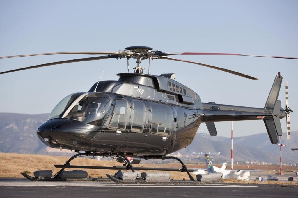 На HeliRussia 2017 представят собранный в России Bell 407GXP