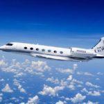 Gulfstream G500 совершил самый долгий испытательный полет