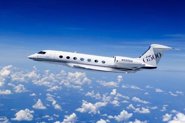 image006 2 - Gulfstream G500 совершил самый долгий испытательный полет