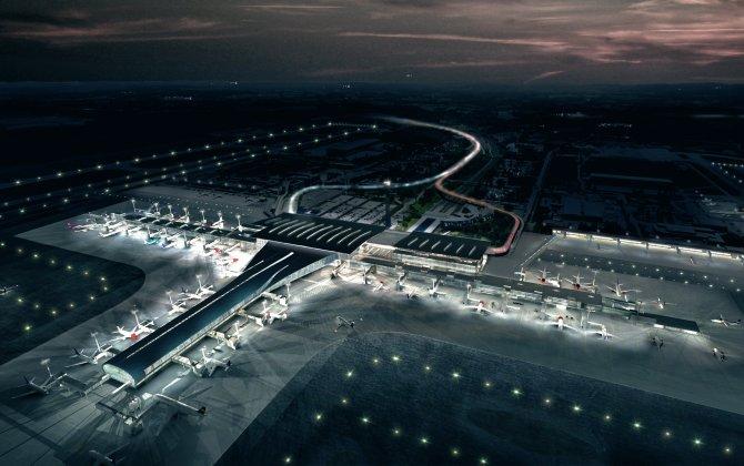 В Осло аэропорт Avinor открыт после расширения
