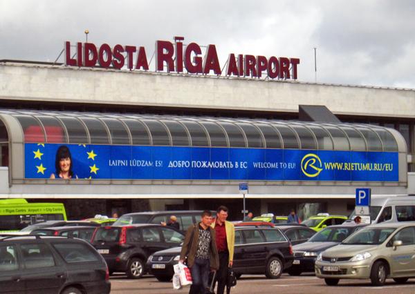 Аэропорт Риги принял 60-миллионного пассажира
