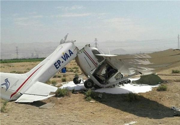light - В Великобритании потерпел крушение легкий самолет