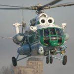 VIP-версию вертолета Ми-172 оборудовали системой спутниковой связи