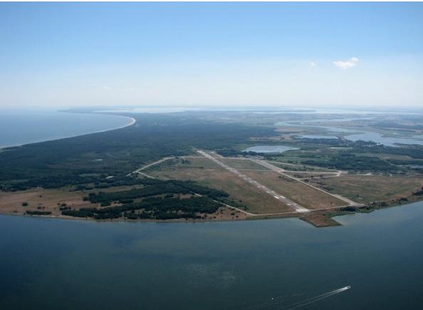 Заповедные места для частной авиации - аэродром Пинемюнде