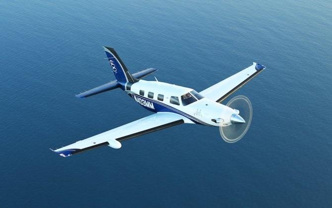 На EBACE-2017 впервые будет представлен Piper Aircraft M600