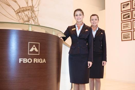Завершились работы по реновации FBO Riga