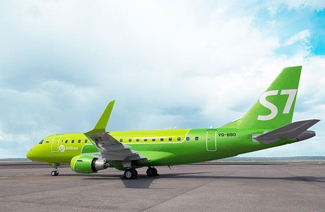 В России начали эксплуатировать Embraer E170LR