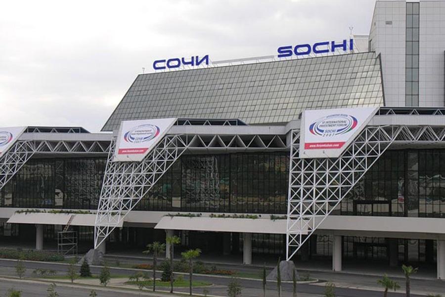 В международном аэропорту Сочи открылся новый бизнес-зал