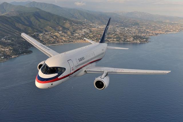 ssj 100 - EASA сертифицировала новую модель SSJ100