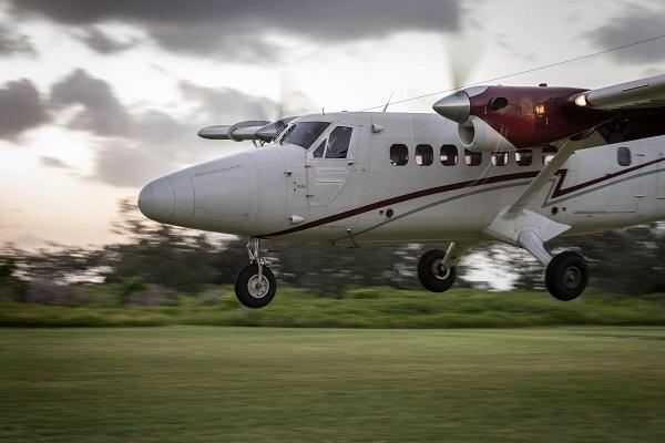 tallin - В Таллинне совершил аварийную посадку легкий двухмоторный самолет