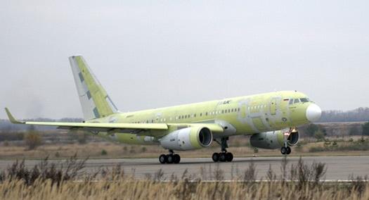 Объявлен тендер на поставку Ту-204-300 VIP для МВД России