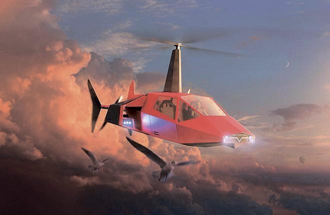 ventocopter - На HeliRussia 2017 состоится дебют Ventocopter