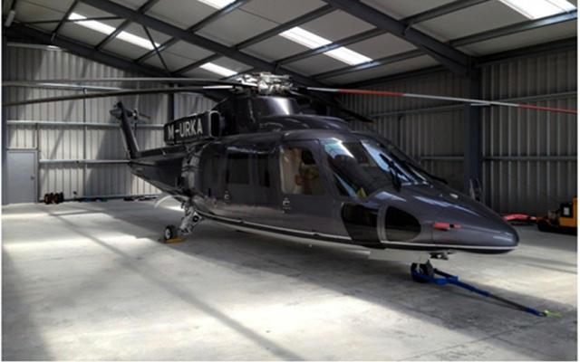 Sikorsky S-76B купить бу