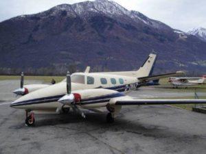 Beechcraft B60 Duke купить бу