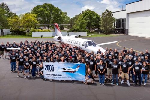 2000-я  Cessna CJ