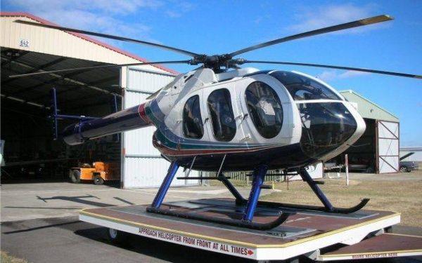 McDonnell Douglas Helicopter 600N купить бу