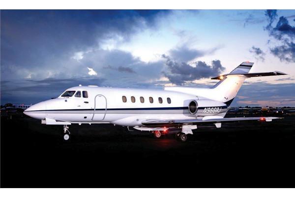 Hawker Beechcraft 700A купить бу