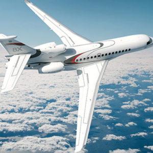 Dassault Falcon 8X купить бу