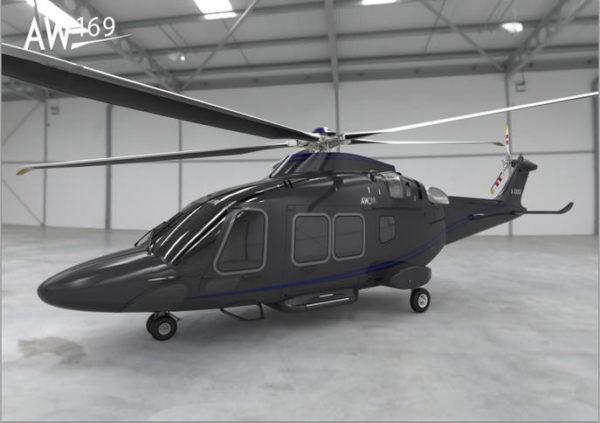Agusta AW169 купить бу