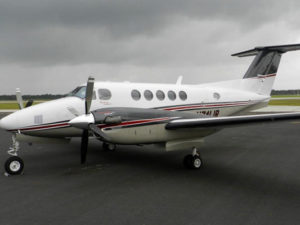 Beechcraft King Air B200GT купить бу