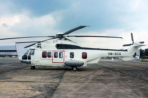 Airbus/Eurocopter H225 купить бу
