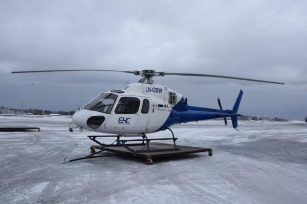 Airbus/Eurocopter AS 355N купить бу