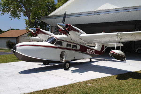 Grumman G-44 Widgeon купить бу