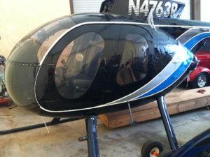 McDonnell Douglas Helicopter 369 купить бу