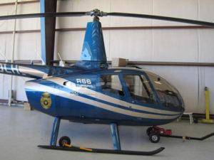 Robinson R66 купить бу