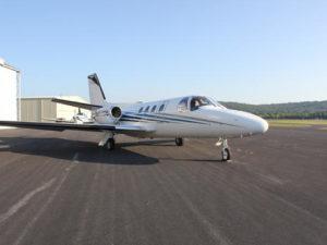Cessna Citation 500 купить бу