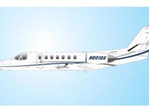 Cessna Citation Encore купить бу