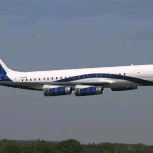 McDonnell Douglas DC8-62 купить бу