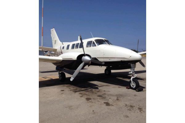 Beechcraft Queen Air 80 купить бу