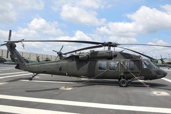 Sikorsky UH-60A купить бу