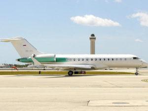 Bombardier Global 6000 купить бу